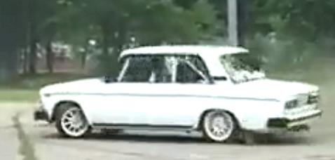 Автомобильный тюнинг ВАЗ 2106