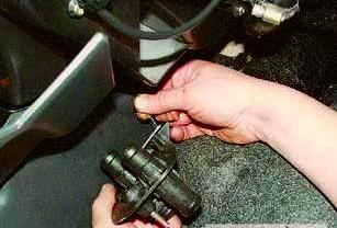 замена радиатора печки на ваз 2109-2