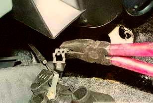 замена радиатора печки на ваз 2109-3