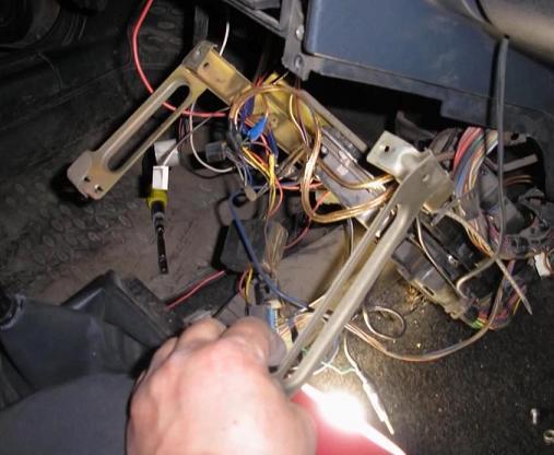 Замена радиатора печки на ваз 2114-19
