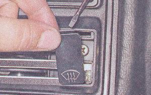 как снять панель приборов 2114-3