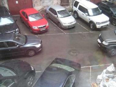 проблемы парковки в новостройках