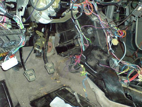 замена радиатора печки на калине-18