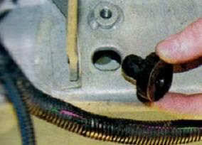 как поменять радиатор на Калине-9.pg