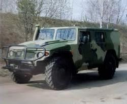 Купленный Рогозиным «Тигр» будет применяться как автомобиль для рыбалки