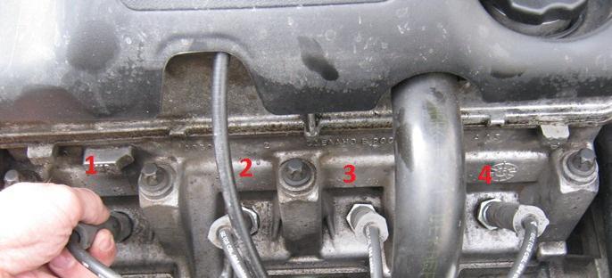 высоковольтные провода с