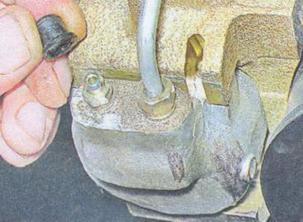 прокачка тормозов и замена тормозной жидкости на автомобиля ваз 2107