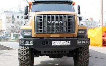 новый облик грузовика УРАЛ