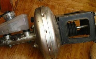 Замена главного тормозного цилиндра и вакуумного усилителя тормозов на ВАЗ 2114, 2115, 2113